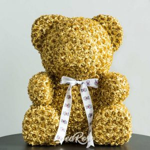 Bearose Bear Series  (Luxe Sitting Bear)