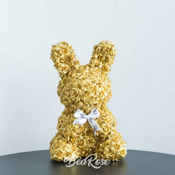 bearose-bunny-rose-singapore-gold-with-ribbon-1