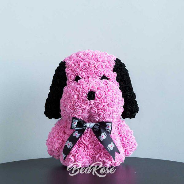 bearose-dog-snoopy-rose-singapore-pink-and-black-bear-1