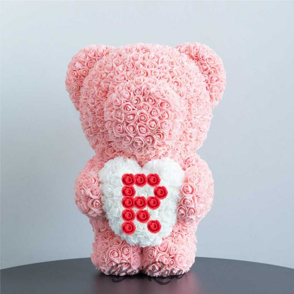 bearose-bear-rose-champagne-standing-bear-with-white-heart-red-letter-R-singapore-1